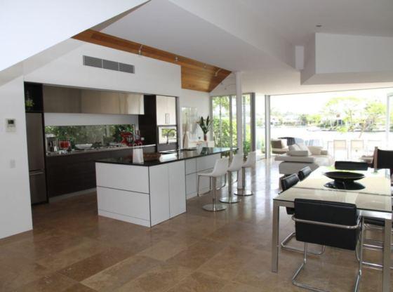 Jak Urządzić Kuchnię Otwartą Na Salon Dobre Wnętrza
