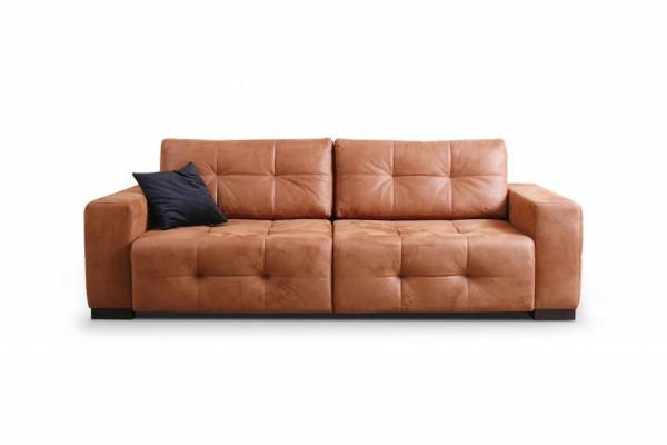 brązowa sofa Cortez