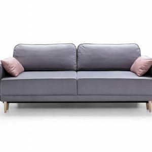 szara sofa Riga