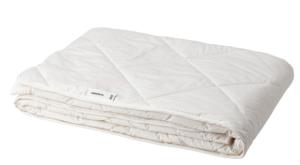 Biała Kołdra antyalergiczna Ikea 150x200