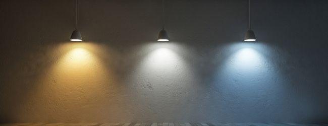 jaka barwa światła do kuchni