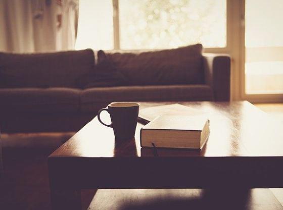 sofa w domu