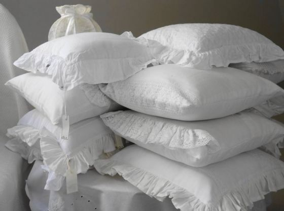 poduszki z pierza