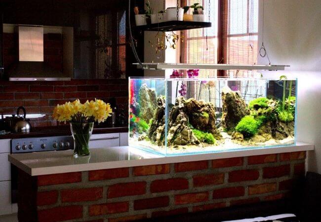 dodatkowe oświetlenie do akwarium
