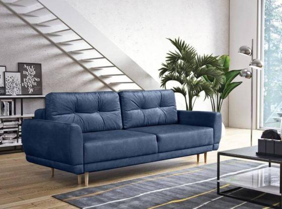 sofa z weluru - zalety