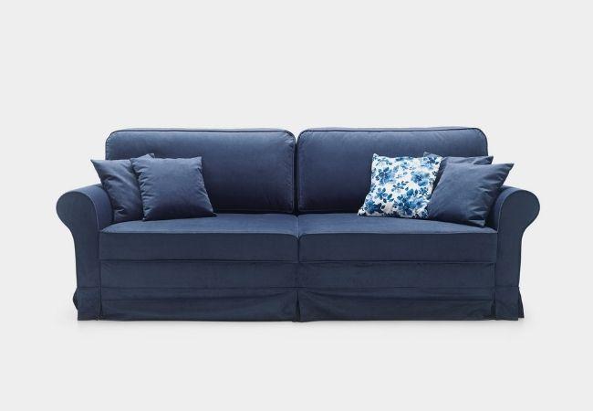 angielska sofa rozkładana - sofa Royal