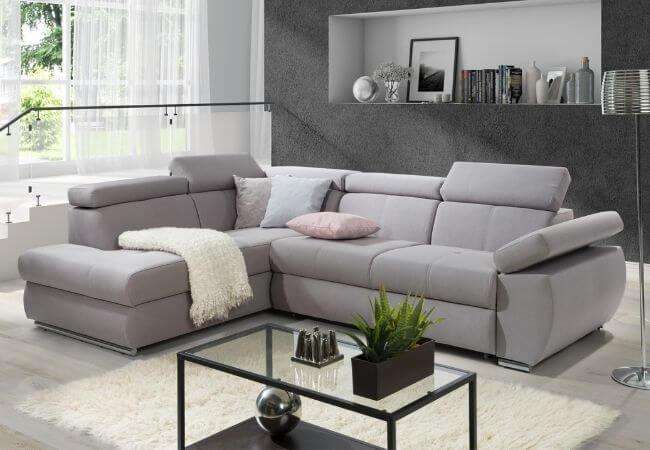 materiał na sofę - jaki wybrać