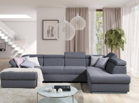 Stylowa sofa - jaki materiał obiciowy sprawdzi się najlepiej?