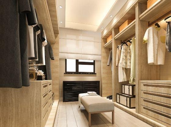 Zalety szafy na wymiar - zagospodarowanie każdego fragmentu przestrzeni