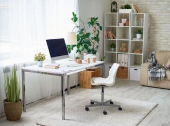 Jakie elementy powinna zawierać aranżacja domowego biura?