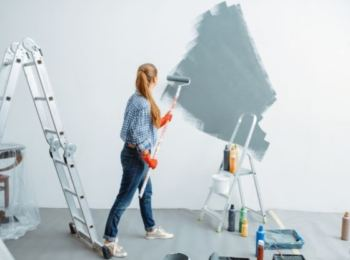 Jak pomalować salon - wskazówki
